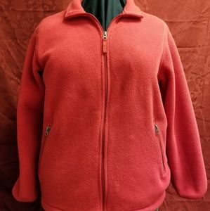Land's End Fleece jacket